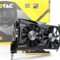 good item terbaru Zotac GeForce GTX 1050 Ti 4GB DDR5 OC Series - Dual