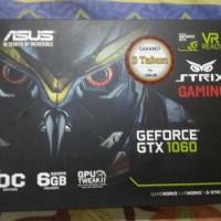 good item terbaru ASUS GTX 1060 6gb