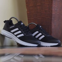 Adidas Climacool Black white Sport Shoes For Man