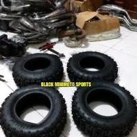 Ban Belakang - Ban Luar ATV Ring 6 Inch Offroad - BAN TUBELESS - Ukura