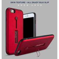 iPhone 6 6S 4.7 Silicone Ring Stand Luxury Soft Gel Capa Armor Case