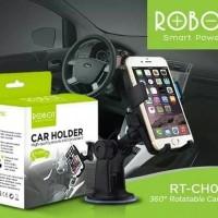 Mount Car Holder Robot RT CH01 Mobil Docking 360 Stand Bracket HP GPS