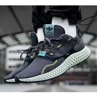 Adidas Futurecraft ZX 4000 4D Carbon Premium Original / Sneakers