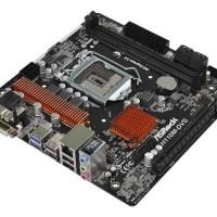 good item terbaru ASRock H110M-DVS (LGA1151, H110, DDR4)