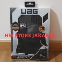 Original UAG Metropolis Apple New iPad 6 / 5 9.7 Case - Black