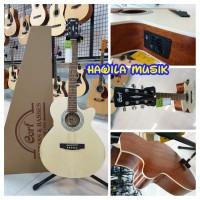 Acoustic Elektrik Akustik Gitar CORT SFX ME OP SFXME OP Ori Bonus Tas