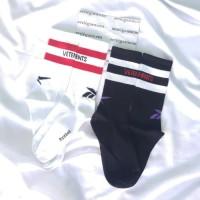 Vetements x Reebok Socks kaos kaki not bape off white supreme yeezy