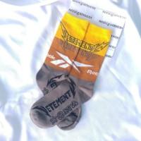 Vetements x Reebok Socks kaos kaki not off white supreme heron bape