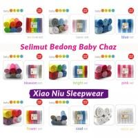 Selimut Bedong Kain Baby Chaz Value Pack 6 pcs/Perlengkapan Bayi