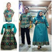 JUMBO Baju batik keluarga sarimbit family seragam pesta Multazam