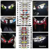 stiker variasi lampu Vario LED 125 150 2017 murah