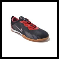 Sepatu Eagle Barracuda - Futsal Shoes - Blue, 38 TERBARU