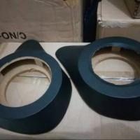 box custom 6inch speaker pintu mobil