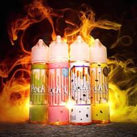 Liquid Pock'Q 3MG 6MG 60ML by 9Naga Premium Series Liquid Pock Q Pocky
