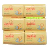 Zwitsal 1pc Sabun Baby Bayi Soap Classic - Bar - 70gr - 67557872