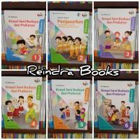 Buku Kreasi SBK SD kelas 4 K13 revisi