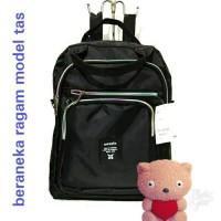 tas ransel wanita tas backpack wanita tas 3in1 annelo