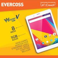Tablet Evercross AT8B 8'inch - Hitam