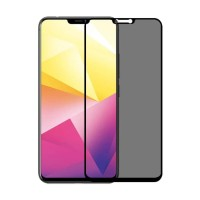 HUAWEI P20 PRO TEMPERED GLASS SPY FULL COVER SCREEN GUARD BENING 9H 3D