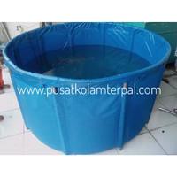 Kolam PVC D1.5/Vat Koi/Bak/Karantina ikan koi