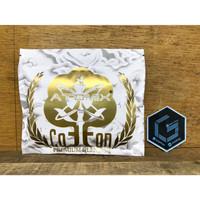 Authentic Kapas Atomix Premium Blend V2 Organic Cotton White Gold Vape