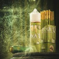POCK'Q POCK Q POCKQ Matcha Green Tea Liquid Premium Cukai BY ESP