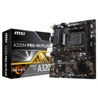 Motherboard MSI A320M Pro VH Plus