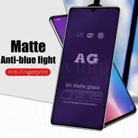 Oppo F5 Tempered Glass Matte Anti Blue Light Anti Radiasi