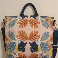 tas wanita / kado unik wanita / tas kanvas poly
