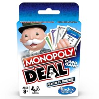 HASBRO, Monopoly Deal Card Game