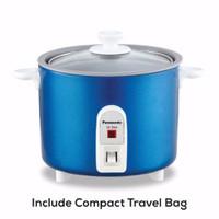 Panasonic Travel / Baby Rice Cooker 0.3 Liter SR 3NA - Garansi Resmi