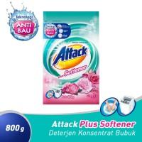 ATTACK Plus Softener 800 gr