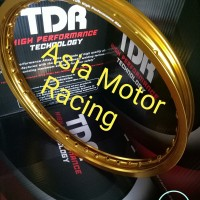 Velg TDR 160 Ring 17 Gold