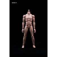 male body 1/6 for hottoys hot toys jiaoudoll pichen kitbash kumik
