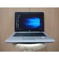 Laptop Murah Hp Elitebook 820-G3 I5 Gen 6 - 4GB - SSD 256GB - 12 Inch