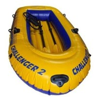 perahu karet intex challenger 2 orang