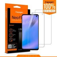 Screen Protector Galaxy S10 Plus S10e S10 Spigen Neo Flex HD Anti Gore