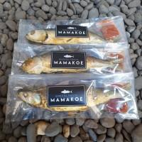 Bandeng Presto Tulang Lunak Mamakoe tanpa sisik + sambal