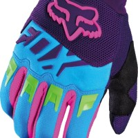 Dirtpaw Vicious Limited Gloves FOX Size:XL