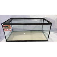 Aquarium 60 cm Rendah Nikita, khusus order dengan gojek.