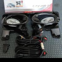 Foglamp mobil Honda city 2009-2011