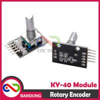 [CNC] KY-40 ROTARY ENCODER SENSOR MODULE FOR ARDUINO NANO MINI UNO 256