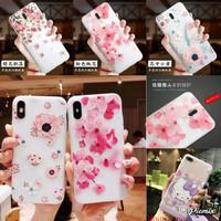 Luminous Spring Flowers Case For Xiaomi, Oppo, Vivo, Samsung & Iphone