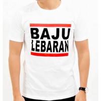 Baju Lebaran - Kaos Lebaran - Kaos Dagelan - Tshirt Lebaran -Kaos Unik