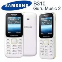 SAMSUNG, B310, 2 Sim, Slot Memory, (-) Kamera Garansi Resmi
