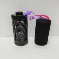 Quick Filter sponge Aquarium Aquascape Tinggi 11,5 cm