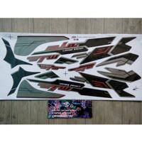 Lis Striping Sticker Mio Sporty Limited Edition Hitam