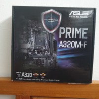 Motherboard Asus PRIME A320 M F / A320M F