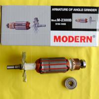 Armatur Mesin Gerinda M2300 B / SIM-100 / Angker Mesin Gerinda
