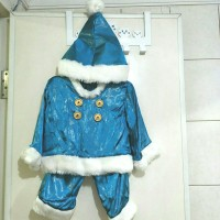 Set Baju Natal Anak